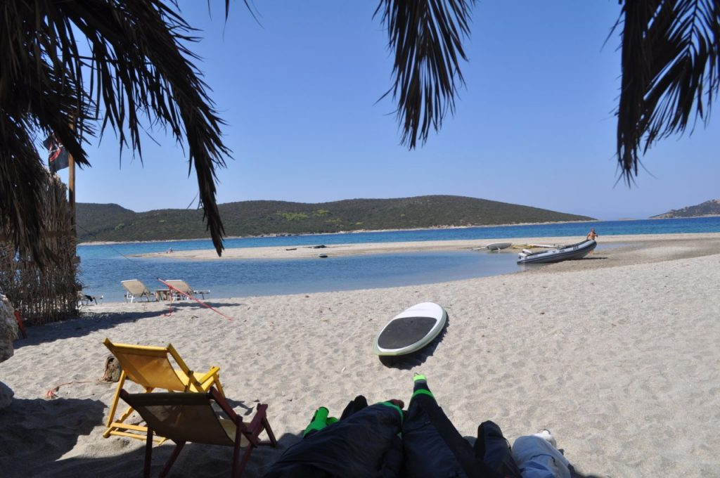 Relax in Greece with KiteGreece