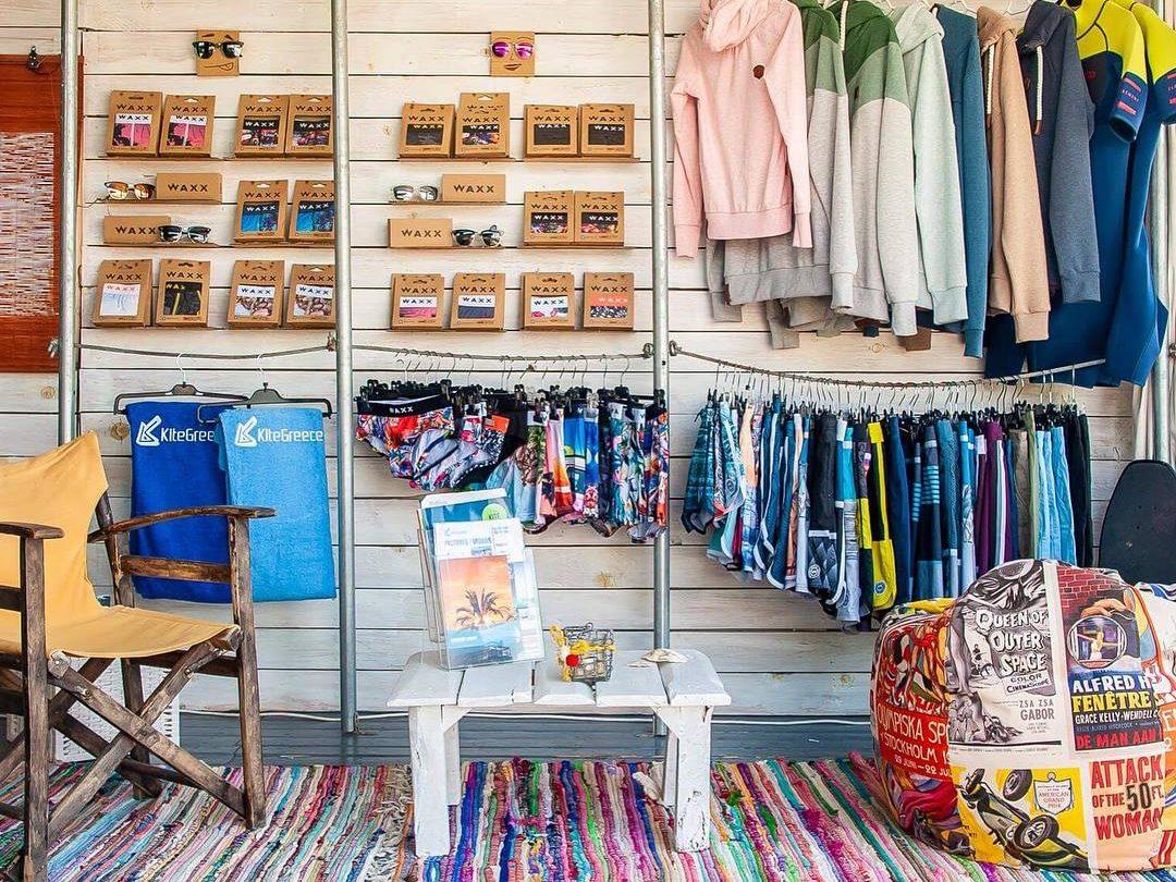 Lefkadi Surf Shop