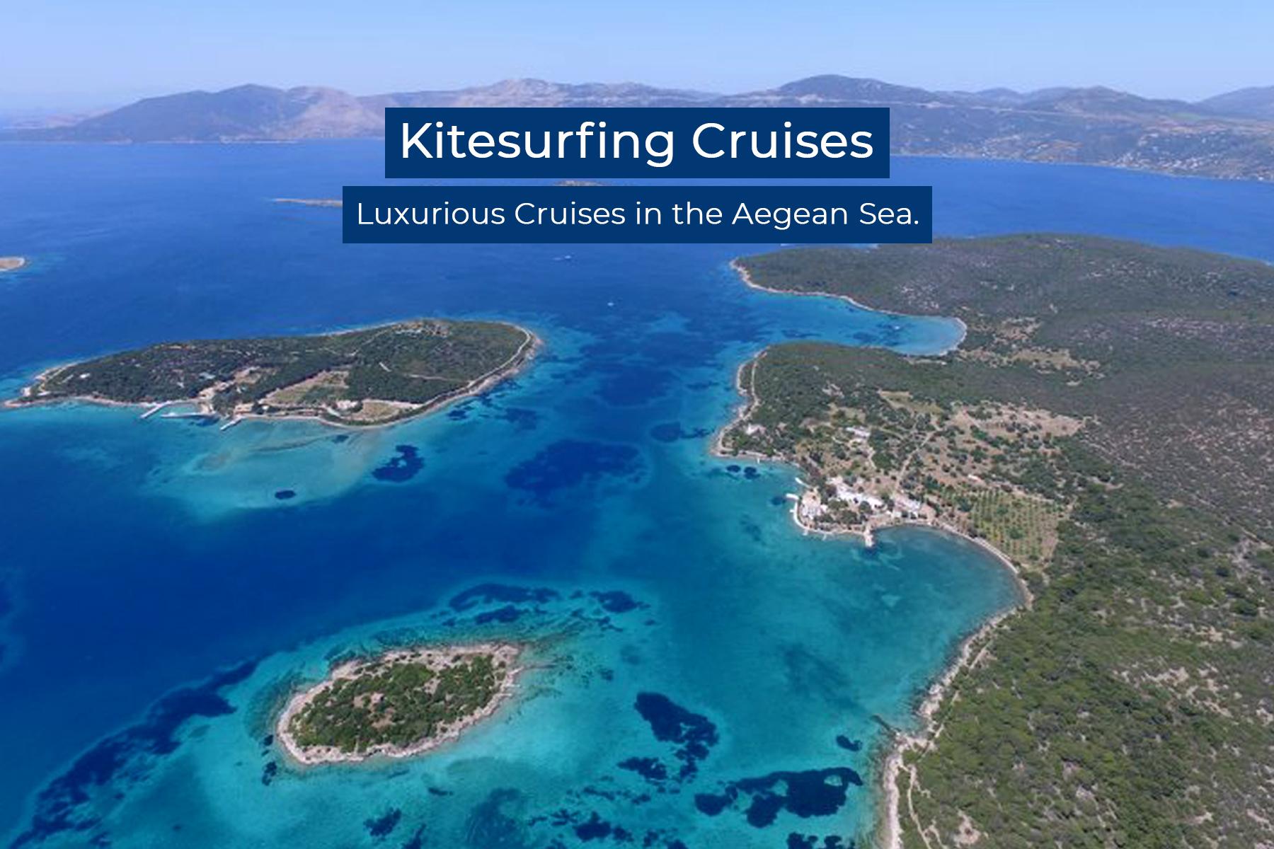 kitesurfing cruise